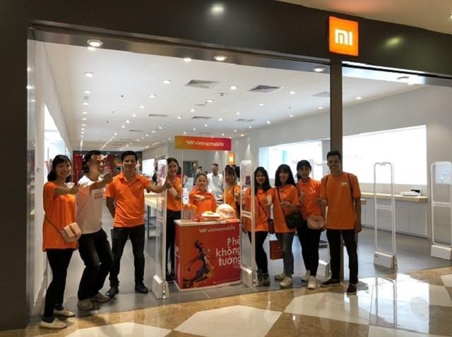 Hệ thống các cửa hàng giao dịch Vietnamobile tại Hà Nội