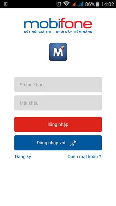 hướng dẫn kiểm tra data Mobifone