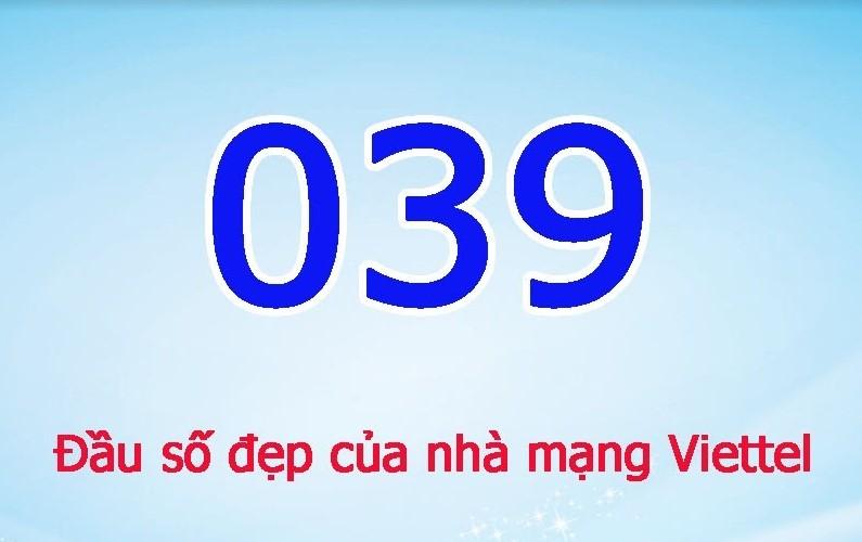 đầu số 0398 là mạng gì
