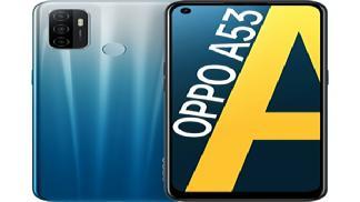 Review điện thoại Oppo A53 camera siêu đỉnh giá bao nhiêu?