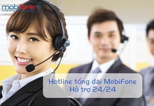 Tổng đài chăm sóc khách hàng mobifone miễn phí