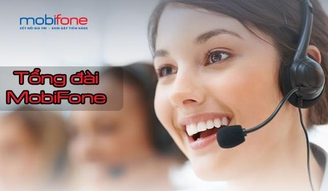 số gọi tổng đài Mobifone miễn phí